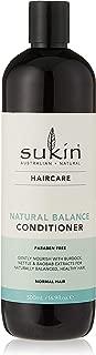 Sukin Natural Balance Conditioner Normal Hair 16 9 fl oz 500 ml