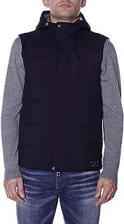 Timberland Men's Goose Eye Down Hooded Vest