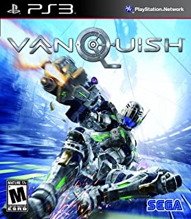 Vanquish - Playstation 3 (B003PHLT8W) | Amazon price tracker / tracking, Amazon price history charts, Amazon price watches, Amazon price drop alerts