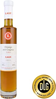 LAUX Orangen Likör mt Cognac verfeinert, 40% Vol. 350ml