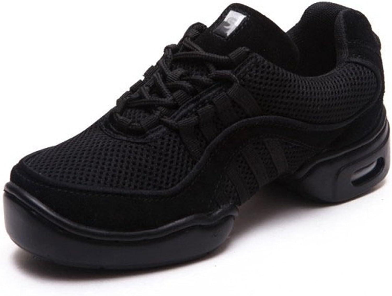 Miyoopark KS8805 Women's Comfortable Mesh Modern Jazz Dance shoes Sports Fitness Sneakers