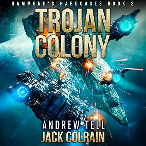 Trojan Colony cover art