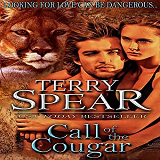 Call of the Cougar audiobook cover art