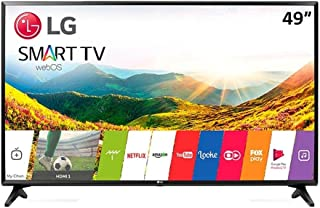 TV 49 Polegadas LED Smart Full HD USB HDMI - 49LJ5500, LG