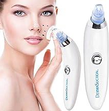 Figment Beautiful Skin Care Expert Acne Pore Cleaner Vacuum Blackhead Remover Kit Skin Cleaner, Pimple Removal Tool, Acne Removal Tool, Blackhead Remover Tool (White)