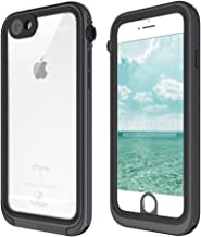 BELTRON aquaLife Waterproof, Shock & Drop Proof, Dirt Proof, Heavy Duty Case for iPhone 6/6S (IP68 Rated, MIL-STD-810G Certified) Features: 360° Watertight Sealed Design (Grey/Black)
