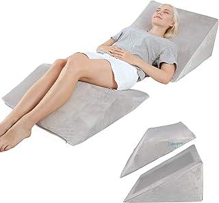 逆流性食道炎 三角クッション 足枕 逆流性食道炎 枕 三角枕 体圧分散 斜め マット 介護用