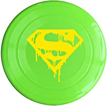 SYYFB Unisex Hero Logo S Outdoor Game Frisbee Ultra Star Red