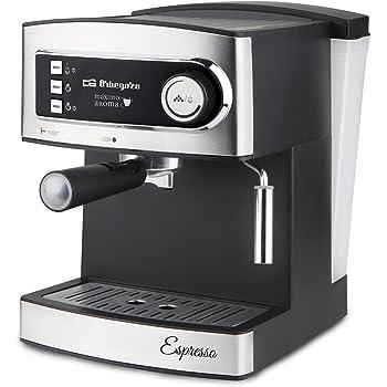 Orbegozo EX 3000 Cafetera para espresso y cappuccino, 1 Cups ...