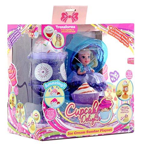 Cupcake CUP1140, Blau