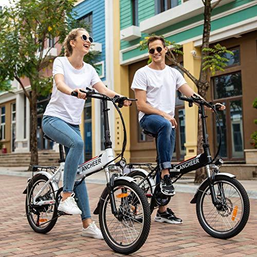 ANCHEER E-Bike Klapp / Falt Elektrofahrrad 20 Zoll kaufen  Bild 1*