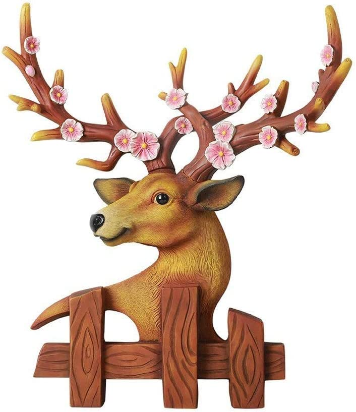 Statue Memphis Mall Animal wall Sales sculpture decorative d after modeled -