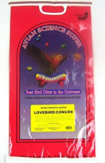 Volkman Seed Avian Science Super Lovebird/ Conure 20lb