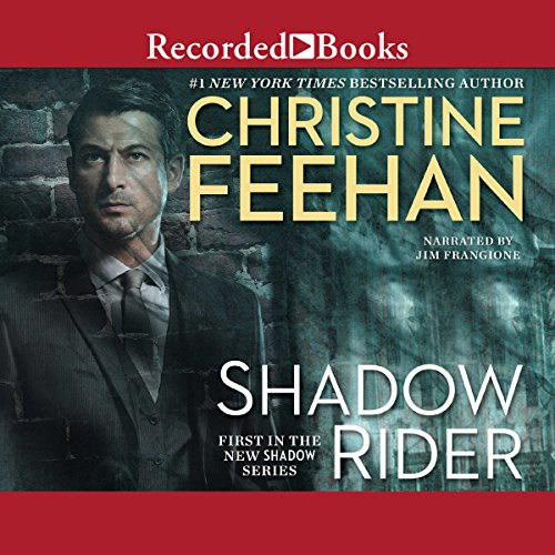 Shadow Rider audiobook cover art