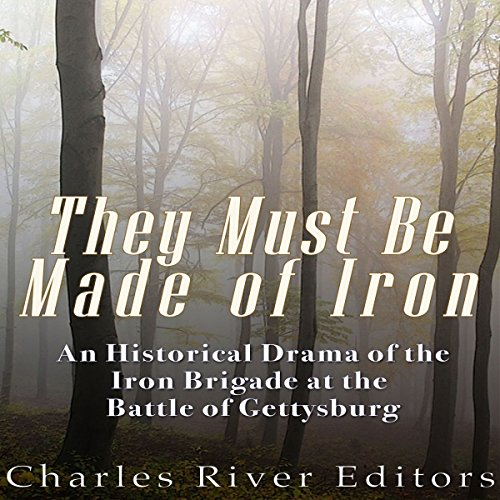 They Must Be Made of Iron audiobook cover art