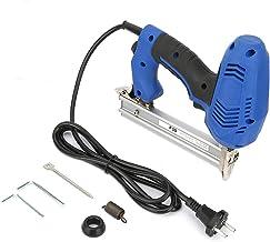 Clavadora eléctrica con clavadora ajustable sin hilos de plástico de aluminio dura 21 cm x 23 cm