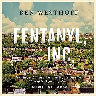 Page de couverture de Fentanyl, Inc.