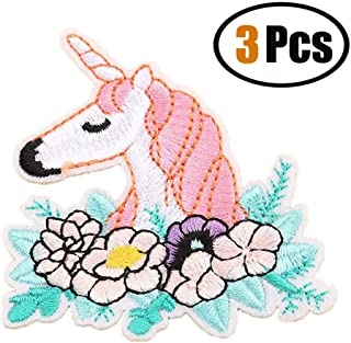 Best iron on patches unicorn Reviews