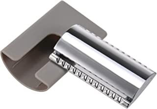suzicca Razor Head Double Edge Shaving Safety Razor Open Comb Head Men Shaving Tool for Barber Male Home Use Shaving Tools