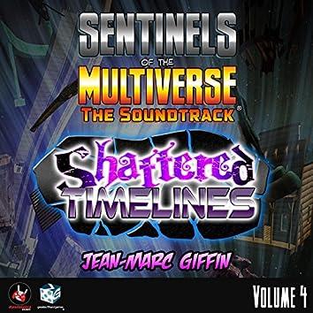 Sentinels of the Multiverse: The Soundtrack, Vol. 4 (Shattered Timelines)