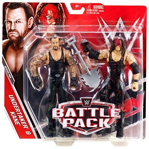 WWE Kane & Undertaker Action Figure (2 Pack)