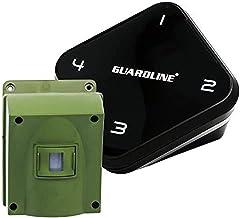 Guardline ¼ Mile Long Range Wireless Driveway Alarm Outdoor Weather Resistant Motion Sensor & Detector- Best DIY Security ...