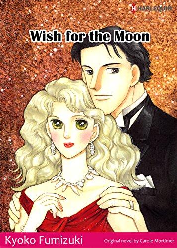 Wish for The Moon: Harlequin comics (English Edition)