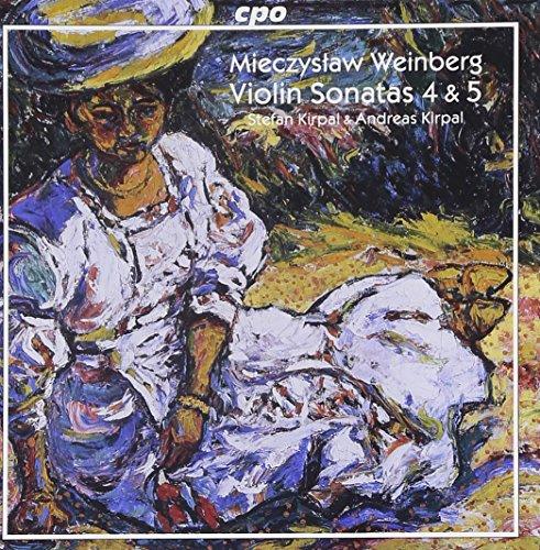 Works for Violin & Piano 1 / Violin Sonatas 4 & 5