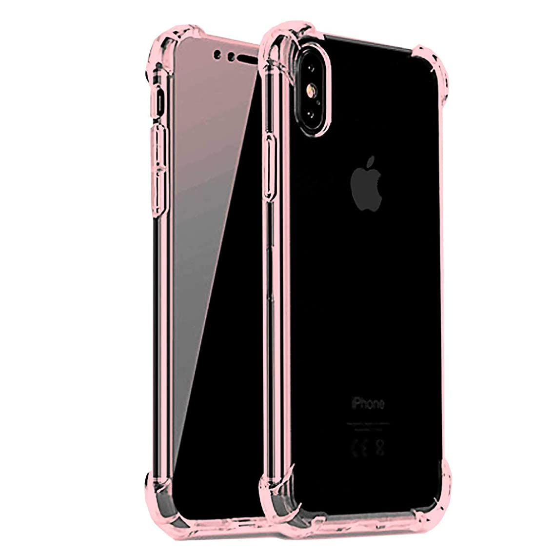 iBarbe Compatible for iPhone Xs Case, X Case 2017,5.8