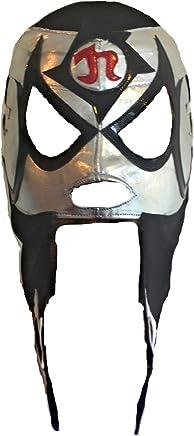 Pentagon Jr Penta 0M Pentagon Dark Lycra Lucha Libre Mask Adult Luchador Mask