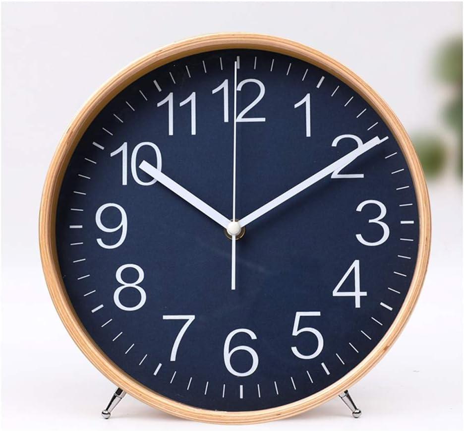 favorite SHUTING2020 Desk Clock Solid Digital Big Desktop Wood Sale Special Price
