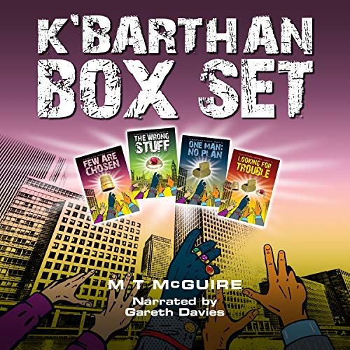 K'Barthan Series Box Set cover art