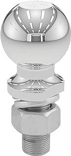 CURT 40039 Chrome Trailer Hitch Ball, 12,000 lbs, 2-5/16-Inch Diameter, 1 x 2-1/4-Inch Shank