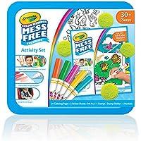 30-Count Crayola Color Wonder Mess Free Coloring Activity Set