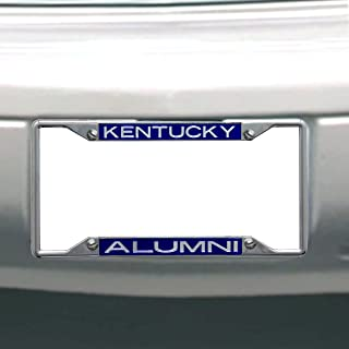 NCAA Kentucky Wildcats License Plate Frame Alumni