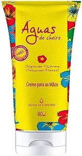 Creme de Mãos Águas de Cheiro Jogando Charme Colhendo Flores! (60ml) Agua de Cheiro