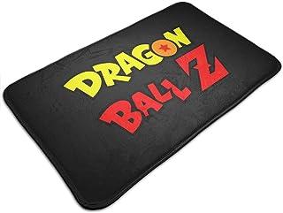 TEIJWETEIJT Dragon Ball Z - Alfombrillas antideslizantes para puerta de entrada, para cocina, baño