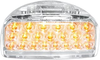 GG Grand General 77231 Amber 31-LED Peterbilt Headlight Turn Signal Sealed Light with 3 Wires for Front/Park/Turn Function...