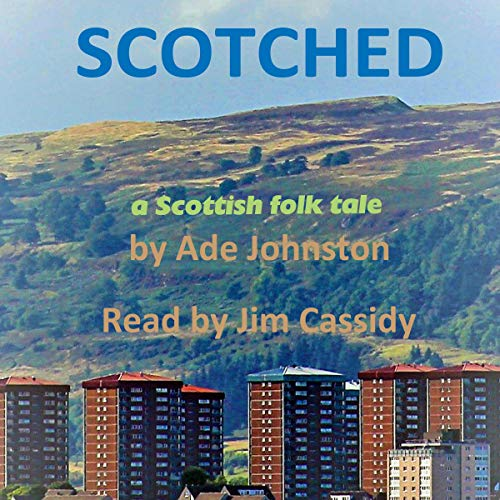 Scotched audiobook cover art