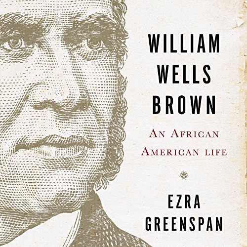 William Wells Brown audiobook cover art
