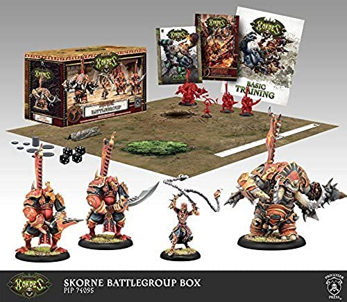 Hordes Skorne  Battlegroup Starter Box (Mk III) by Hordes