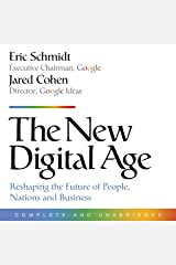 The New Digital Age: Reshaping the Future of People, Nations, and Business Audible Audiobook