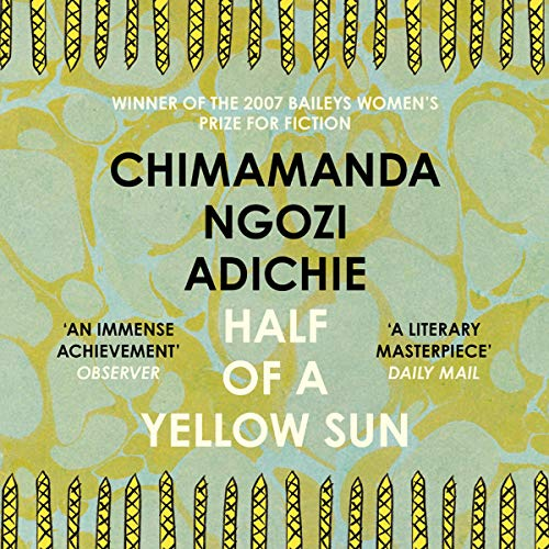 Couverture de Half of a Yellow Sun