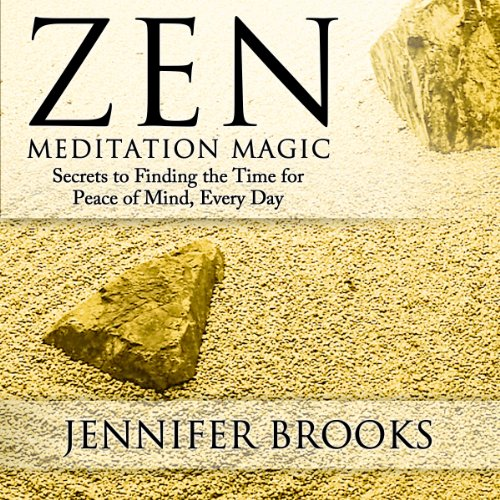 Zen Meditation Magic  By  cover art