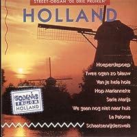 Souvenirs from Holland: Street-Organ 'De Drie Pruiken'