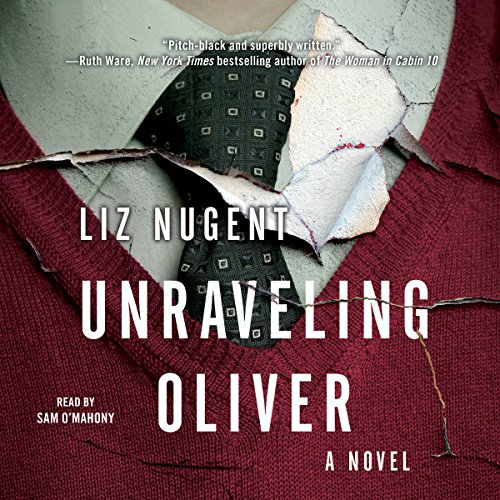 Unraveling Oliver cover art