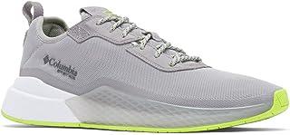 حذاء رياضي رجالي من Columbia Low Drag Pfg لون أخضر بخاري/اسيدي، 11 US