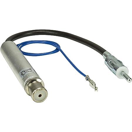 Tomzz Audio 1503 001 Antennenadapter Mit Elektronik