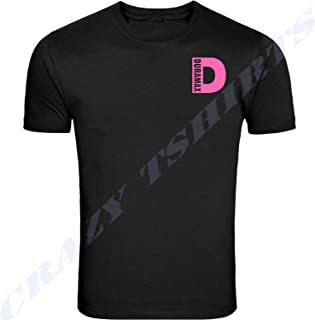 GawxTee Duramax Pink Big Design T-Shirt Unisex Color Black & White Tee