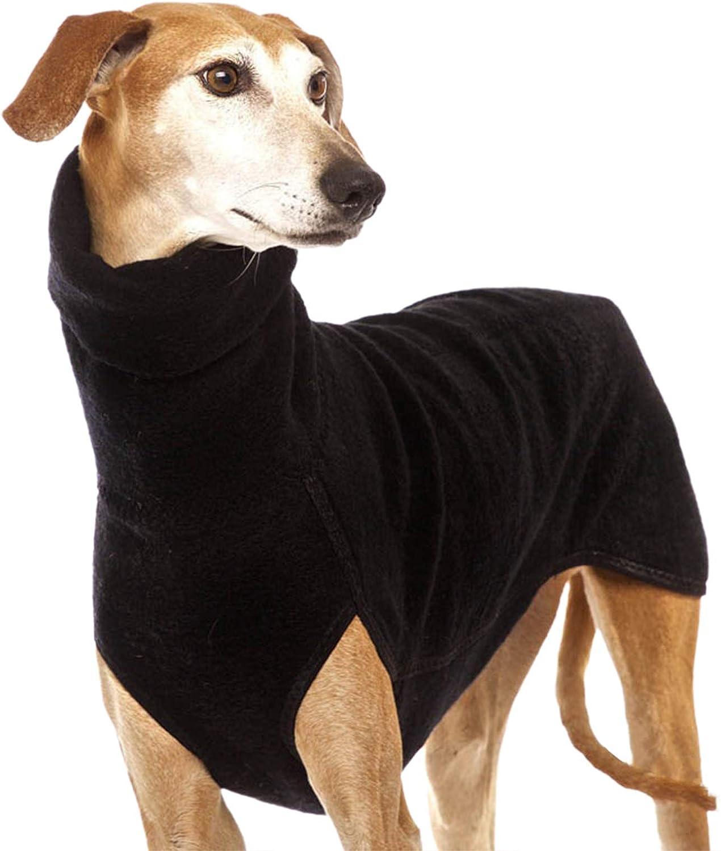 medianos y grandes 3XL Sweet/&rro17 Abrigo de invierno para perros peque/ños color negro